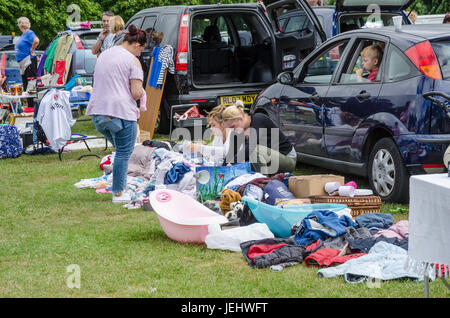 Prospect Park Car Boot Sale