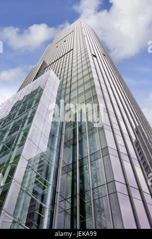 SHANGHAI-BEIJING-AUG. 24. SOHO Exchange building. SOHO China, founded in 1995 by Pan Shiyi and his wife Zhang Xin, - Stock Photo