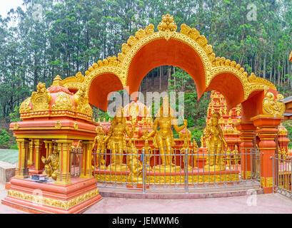 how to make a hindu shrine