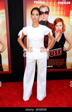 Los Angeles, USA. 26th June, 2017. LOS ANGELES, CA. June 26, 2017: Adria Arjona at the Los Angeles premiere for - Stock Photo