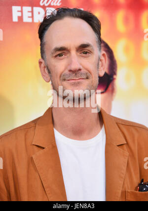 Los Angeles, USA. 26th June, 2017. Seth Morris at The House Premiere at the TCL Chinese Theatre in Los Angeles. - Stock Photo