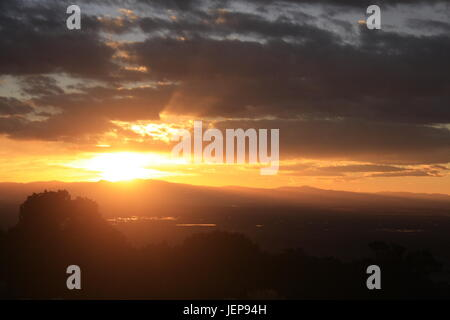 Sunsets and sun rises are beautiful things. - Stock Photo