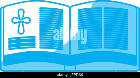 bible icon image - Stock Photo