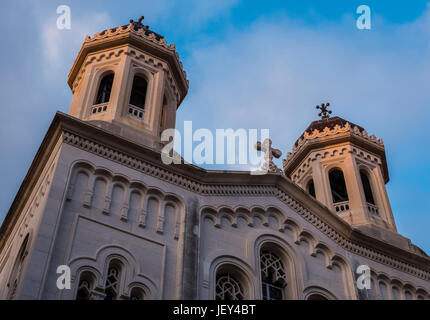 The Church of The Holy Annuciation, (Serbian Orthodox Church) The Old Town,  Dubrovnik, Croatia, Europe - Stock Photo