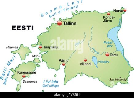 Card outline borders estonia atlas map of the world map stock card outline borders estonia atlas map of the world map gumiabroncs Images