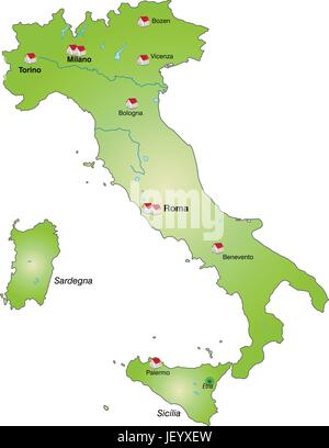 Card outline italia borders atlas map of the world map italy card outline italia borders atlas map of the world map gumiabroncs Image collections
