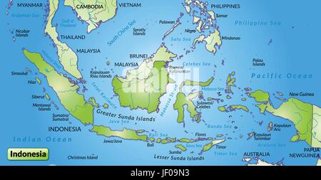 indonesia, border, card, synopsis, borders, atlas, map of the world ...