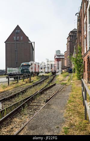 Bahngleise Bremen