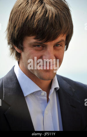 FILE - File picture dated 12 July 2011 showing Crown Prince of Hanover, Ernst August, at the Marienburg in Nordstemmen, Germany. The 27-year old is the son of Ernst August, husband of Princess Caroline. Photo: Jochen Lübke/dpa