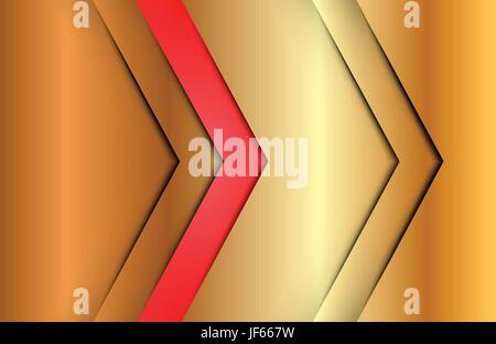 metal, darts, arrows, glossy, gradient, shaddow, shadow, gold, red, metal, - Stock Photo