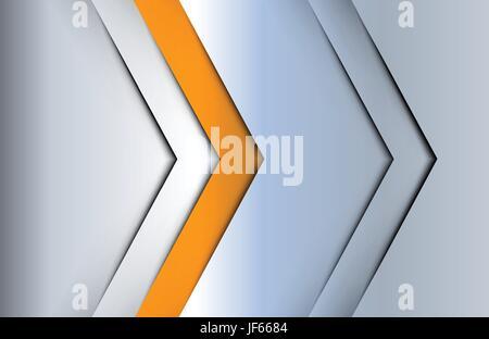 steel, metal, darts, arrows, glossy, gradient, shaddow, shadow, yellow, steel, - Stock Photo