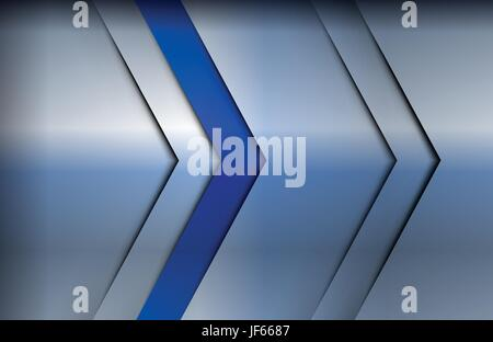blue, steel, metal, darts, arrows, glossy, gradient, shaddow, shadow, blue, - Stock Photo