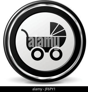 isolated, emblem, modern, modernity, black, swarthy, jetblack, deep black, - Stock Photo