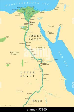 Lvalamycomvjfhistoricalafricaegyp - Map of upper egypt