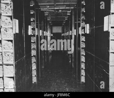 Photograph of Alexandria Federal Records Center 35071130951 o - Stock Photo