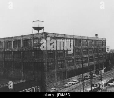 Photograph of Alexandria Federal Records Center 35069173111 o - Stock Photo