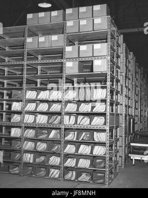 Photograph of Federal Records Center, Franconia, Virginia 35300471141 o - Stock Photo