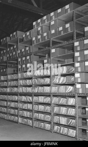 Photograph of Federal Records Center, Franconia, Virginia 35430256745 o - Stock Photo
