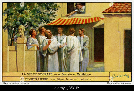 the life and career of the greek philosopher socrates 08072018  during socrates' youth athens was a city at the height  our first record of ancient greek life  but before he began his career as a philosopher,.