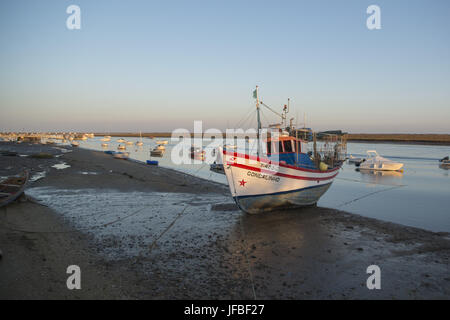 EUROPE PORTUGAL ALGARVE SANTA LUZIA LANDSCAPE - Stock Photo