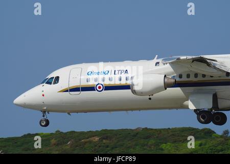 BAe 146 - Stock Photo