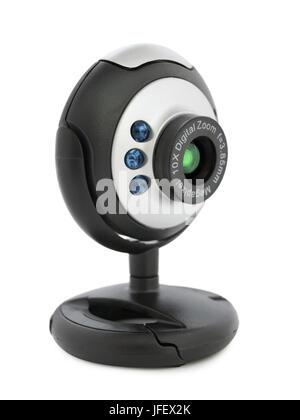 Digital Web Camera - Stock Photo