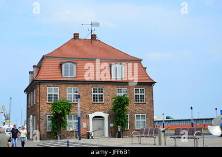 Wismar, Mecklenburg - Vorpommern, Germany - Stock Photo