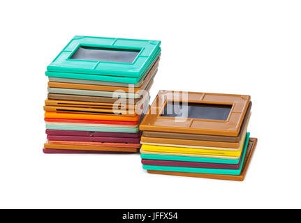 Photo frames for slide - Stock Photo