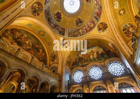 Army-historical museum: Fame hall on the 1st floor, Austria, Vienna, 03., Vienna - Stock Photo