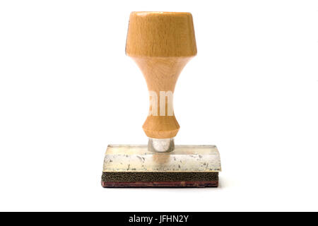Rubber stamp - Stock Photo