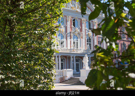 Europe, Germany, Rhineland-Palatinate, the Moselle, Moselle valley, Trier, Old Town, historical city centre, electoral - Stock Photo