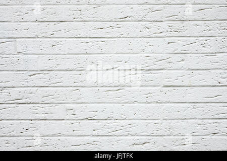 White brickwall texture Stock Photo