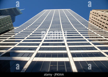 W. R. Grace Building - New York City - Stock Photo