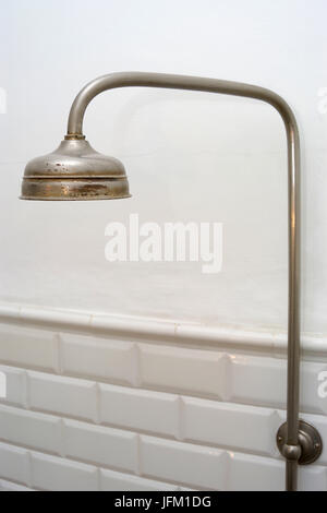 Old-fashioned, Shower - Stock Photo