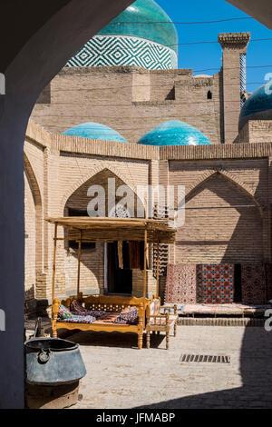 Asia Uzbekistan Central Asia Silk Road Inside Silk