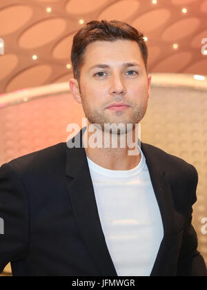 Andreas Ferber (Friend of singer Vanessa Mai) - Stock Photo