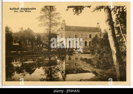 08664-Klipphausen-1907-Gasthof-Brück & Sohn Kunstverlag - Stock Photo