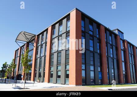 Swansea University Bay Campus - Engineering Building - Stock Photo