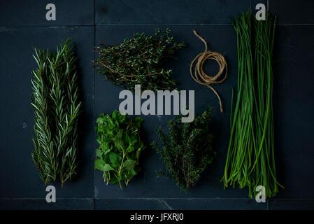 multi herbs - Stock Photo