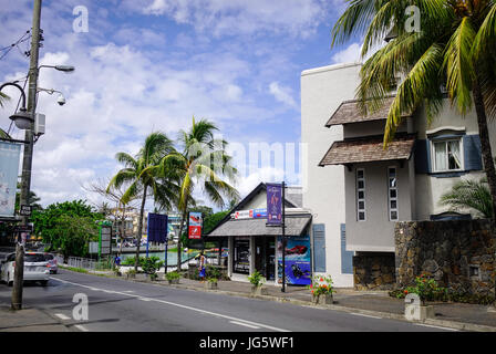 Port Louis, Mauritius - Jan 11, 2017. - Stock Photo