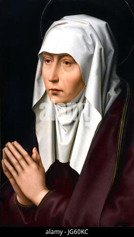 Our Lady of Sorrows 1500 anonymous Florence Italy Italian - Stock Photo
