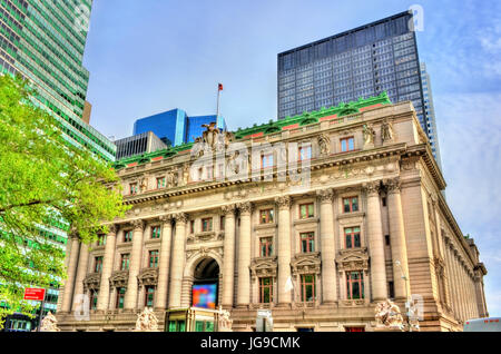 Alexander Hamilton U S Custom House Now A Branch Of The