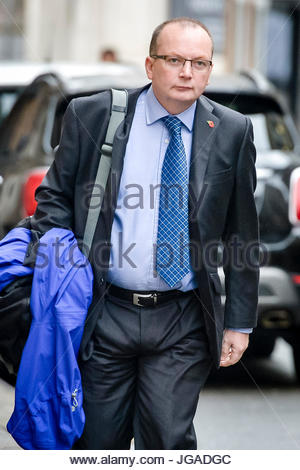 Embargoed to 0001 Wednesday July 5 File photo dated 10/11/15 of Kevin Duffy, a police officer who was jailed for - Stock Photo