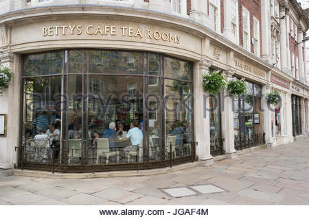 Bettys Tea Room North West