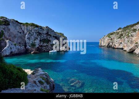 Cales Coves - Stock Photo