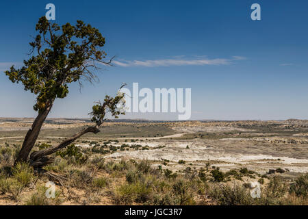 Chaco Culture National Historical Park, New Mexico, USA - Stock Photo