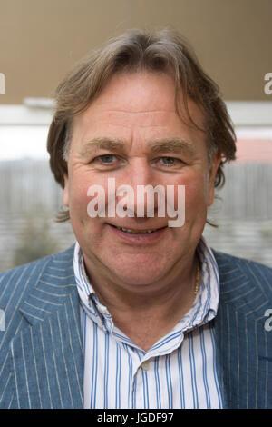 Alan Rough ex scotland goal keeper - Stock Photo