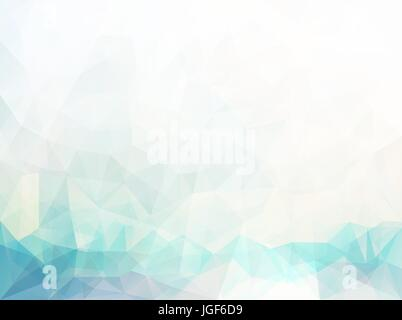 Triangle abstract background - Stock Photo