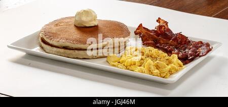 big breakfast - Stock Photo