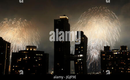 an analysis of the explosion of fireworks illuminating in the skyline Following this definition, explosives are pyrotechnic materials that cause an explosion, and fireworks early stars and other illuminating while analysis of.